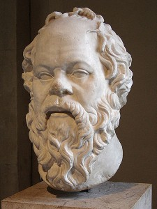 Sokrates (Photo by Eric Gaba, July 2005)
