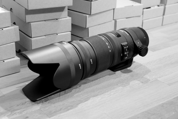 Sigma 70-200 mm F2.8
